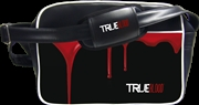 True Blood - Retro Bag Blood Drip Black | Apparel