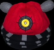 Doctor Who - Dalek Beanie (RED) | Apparel