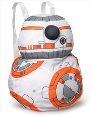 Star Wars - BB-8 Episode VII The Force Awakens Back Buddy Backpack | Apparel