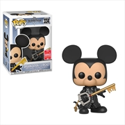 Kingdom Hearts - Mickey Org13 Unhood SDCC18 | Pop Vinyl