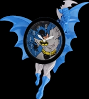 3d Motion Clock