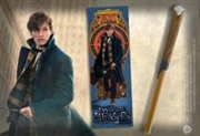 Newt Scamander Wand Pen/Bookmark | Merchandise