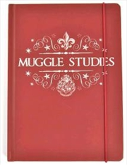 Muggle Studies A5 Notebook | Merchandise