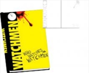 Who Watches The Watchmen | Merchandise