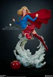 Supergirl Premium Statue