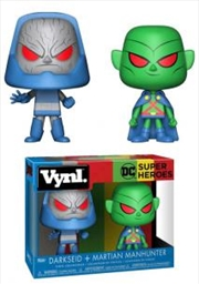 Martian Manhunter/Darkseid