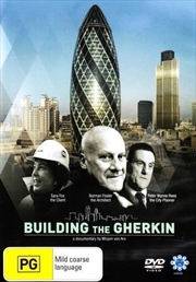 Building The Gherkin | DVD