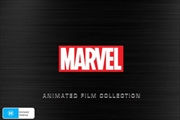 Marvel Animated Film Collection | 6 Pack