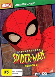 Spectacular Spider-Man - Season 2 | Marvel Animated Range, The | DVD