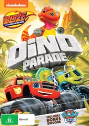 Blaze And The Monster Machines - Dino Parade