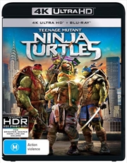 Teenage Mutant Ninja Turtles | Blu-ray + UHD