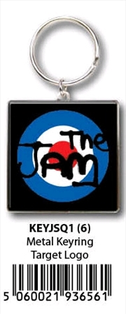 The Jam - KeyRing | Accessories