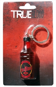 True Blood - True Blood 3D Bottle Keychain | Accessories