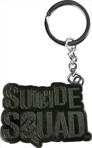 Suicide Squad - Logo Metal Keychain | Accessories