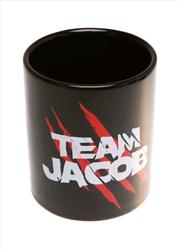 Twilight - Mug Team Jacob