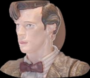 Doctor Who - Eleventh Doctor Toby 3D Mug | Merchandise