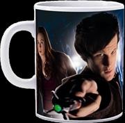 Doctor Who - Eleventh Doctor & Amy Pond Mug | Merchandise
