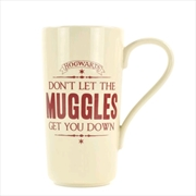 Harry Potter - Muggles Latte Mug | Merchandise