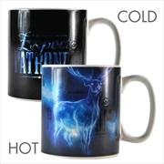 Harry Potter - Patronus Heat Changing Mug