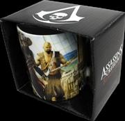 Assassin's Creed 4: Black Flag - Crew Coffee Mug