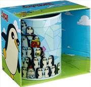 Adventure Time - Penguin Pile Coffee Mug | Merchandise