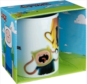 Adventure Time - No-one Can Hear You Scream Coffee Mug | Merchandise