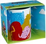 Adventure Time - Silhouettes Coffee Mug | Merchandise
