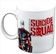 Suicide Squad - Deadshot Mug | Merchandise