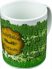 Harry Potter - PolyJuice Potion Heat Changing Coffee Mug | Merchandise
