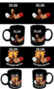 Predator - Dillon Heat Change Mug | Merchandise