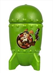 DC Bombshells - Harley Quinn 3D Bombshell Mug with Lid | Merchandise