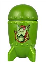 DC Bombshells - Poison Ivy 3D Bombshell Mug with Lid | Merchandise