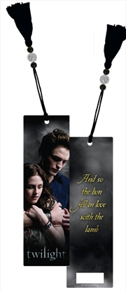 Twilight - Bookmark Ed & Bella Embrace Poster | Merchandise