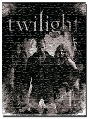 Twilight - Jigsaw Puzzle Bad Vamps 1000 Piece Puzzle | Merchandise