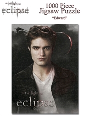 Twilight Saga: Eclipse - Edward 1000 Piece Jigsaw Puzzle | Merchandise