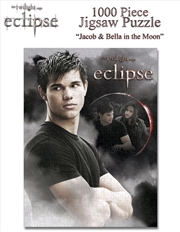 The Twilight Saga: Eclipse - Jigsaw Puzzle Jacob & Bella In Moon | Merchandise