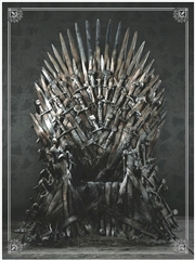 Game of Thrones - Iron Throne 1000 piece Puzzle