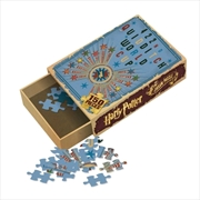 Harry Potter - Jigsaw Puzzle Matchbox 150 piece Quidditch | Merchandise
