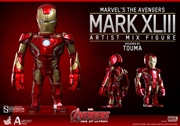 Avengers 2: Age of Ultron - Artist Mix Iron Man Mark XLIII | Apparel