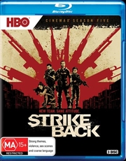 Strike Back - Season 5