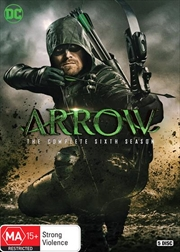 Arrow - Season 6 | DVD