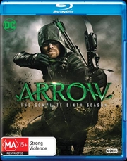 Arrow - Season 6 | Blu-ray