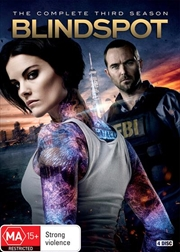 Blindspot - Season 3 | DVD