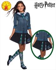 Harry Potter Slytherin Child Skirt - One Size | Apparel