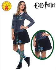 Harry Potter Slytherin Adult Skirt - One Size | Apparel