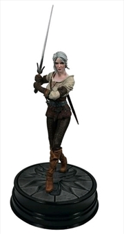 The Witcher 3: Wild Hunt - Ciri Statue