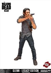 "The Walking Dead - Glenn 'Legacy' Edition 10"" Action Figure | Merchandise"