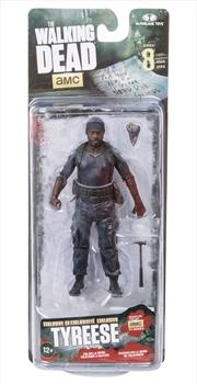 "The Walking Dead - 7"" TV Series 8 Tyreese Action Figure | Merchandise"