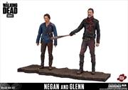 "The Walking Dead - Negan & Glenn 5"" Deluxe Box Set | Merchandise"