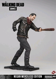 "The Walking Dead - Negan ""Merciless Edition"" 10"" Action Figure 